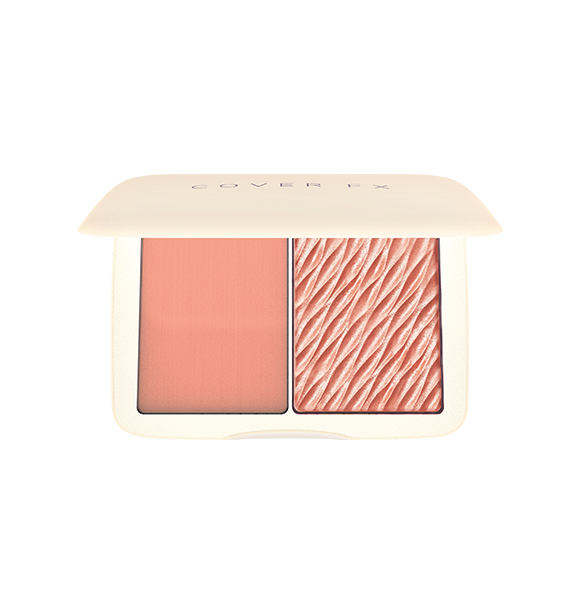 Cover FX Monochromatic Blush Duo