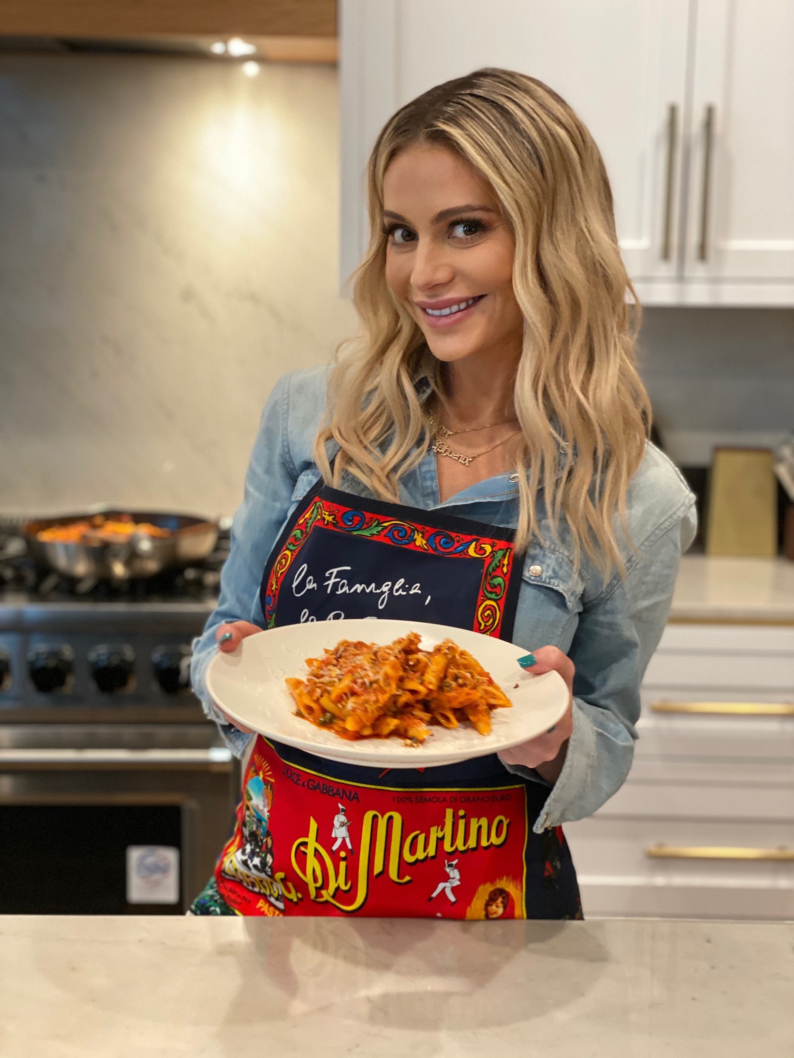 Dorit Kemsley Shares Her Special Tuna Sauce' Recipe
