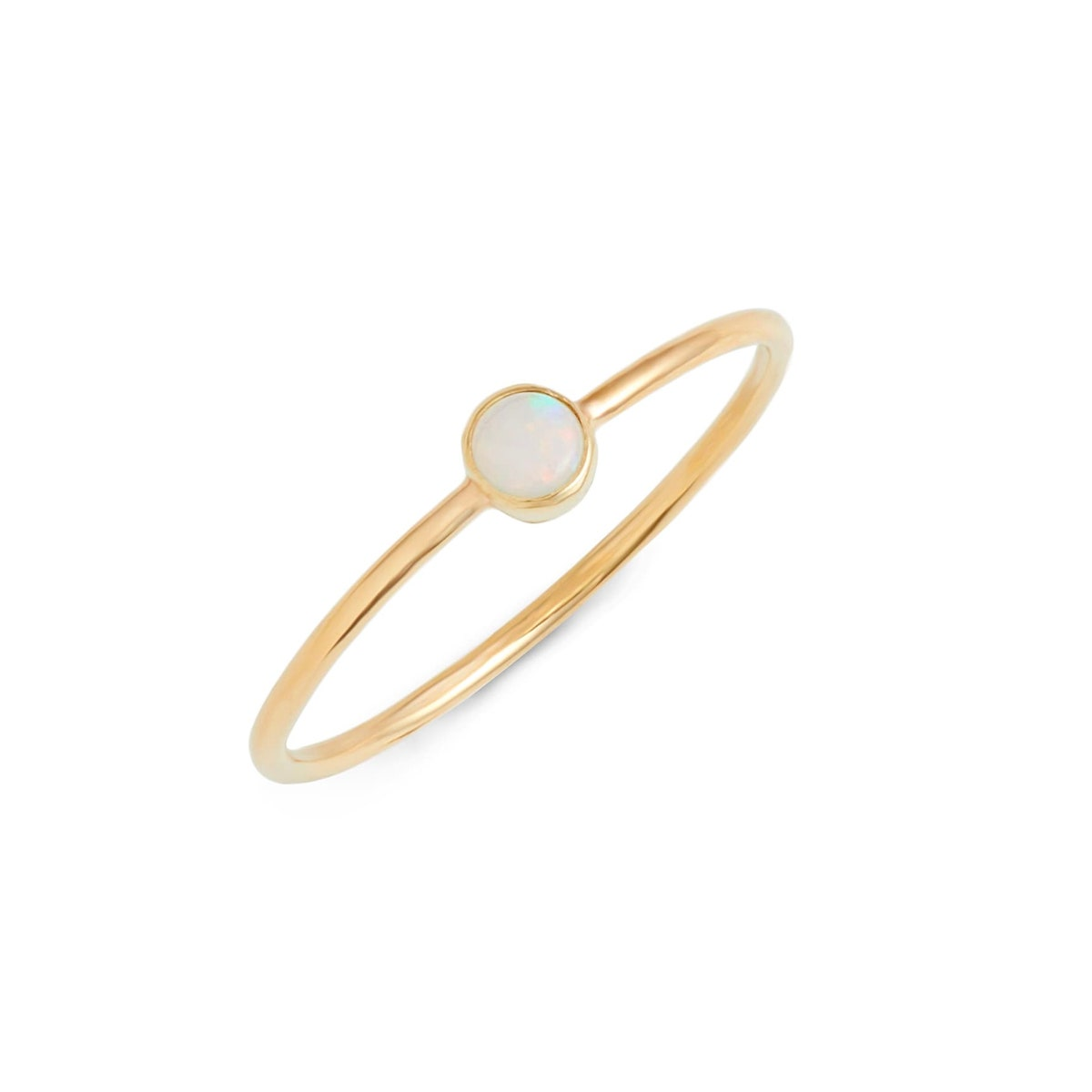 Zoë Chicco Opal Stacking Ring