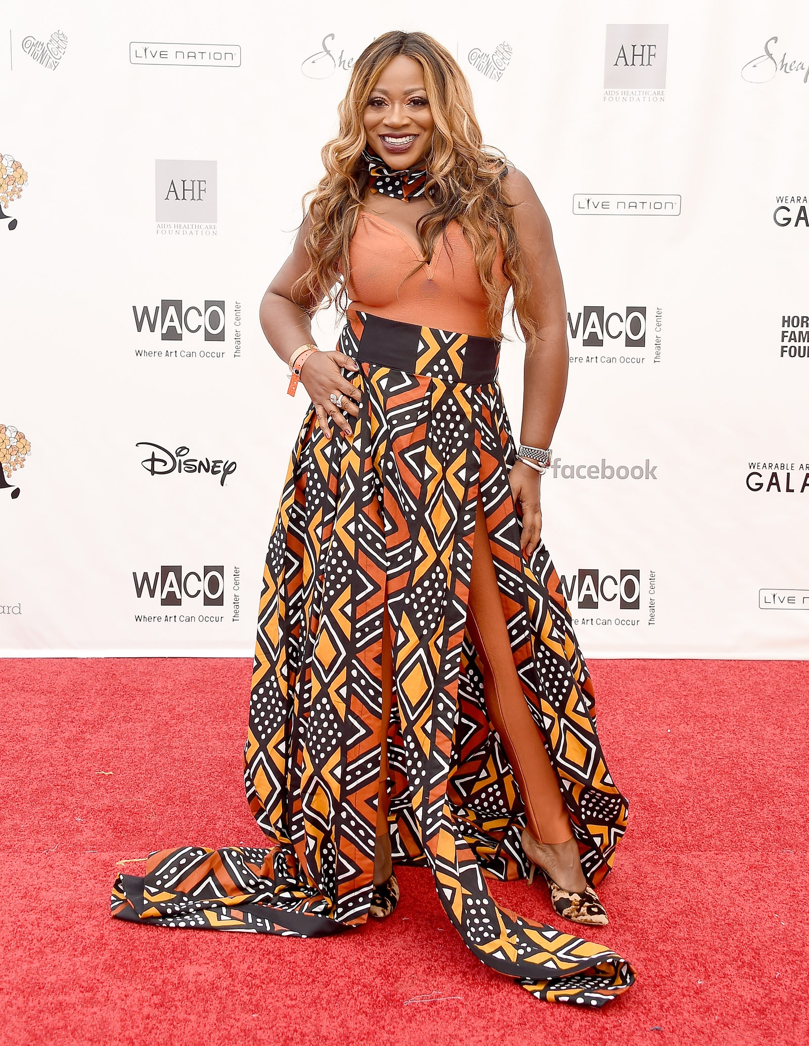 Bershan Shaw living with metastatic cancer