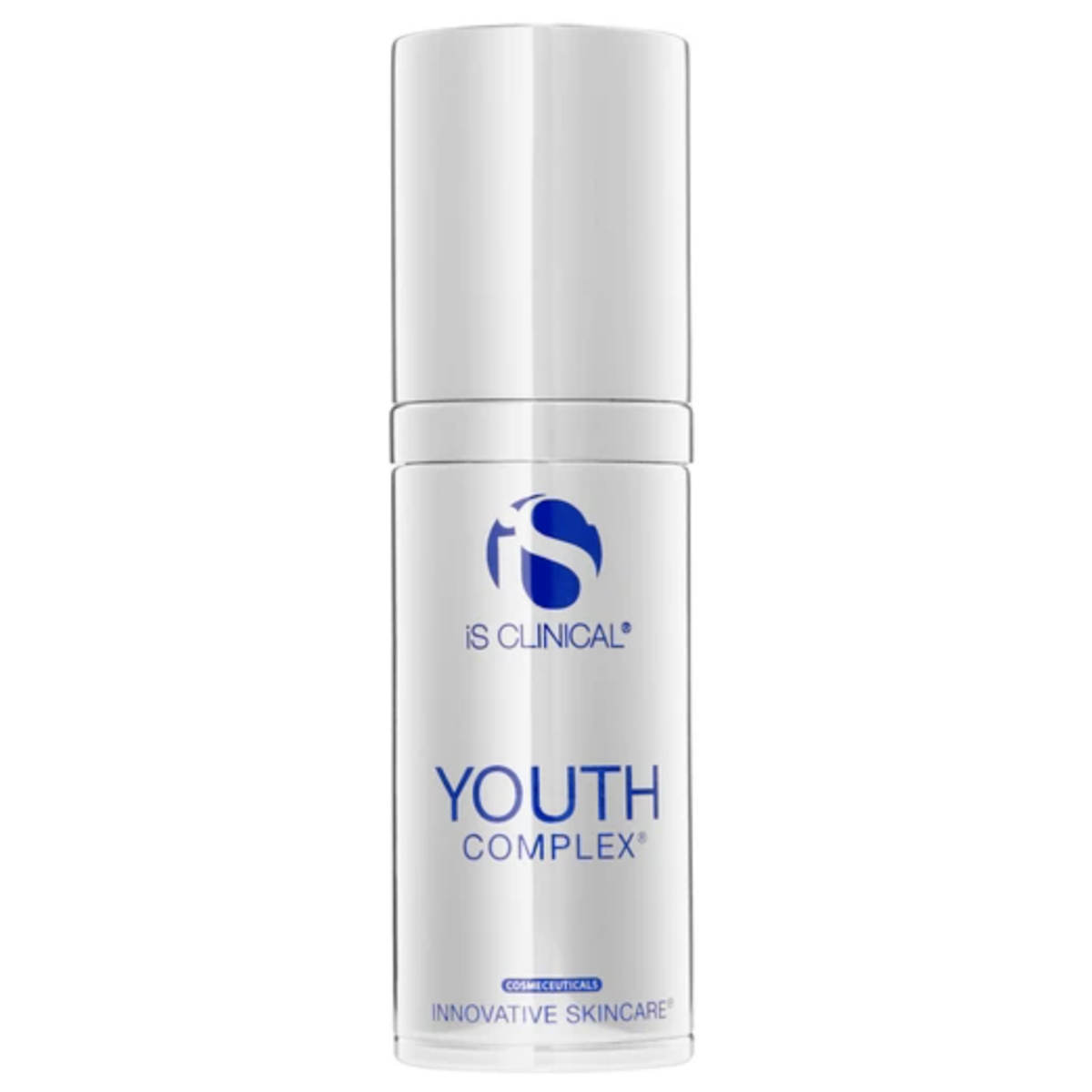 iS Clinical Youth Complex Serum pump
